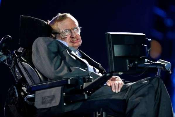 معروف سائنسدان اسٹیفن ہاکنگ 76 برس کی عمر میں چل بسے ' مصنوعی ذہانت ..