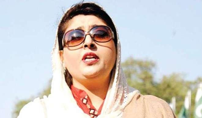 پنجاب اسمبلی کی سکیورٹی نے فائزہ ملک کو مٹھائی اندر لیجانے سے روکدیا