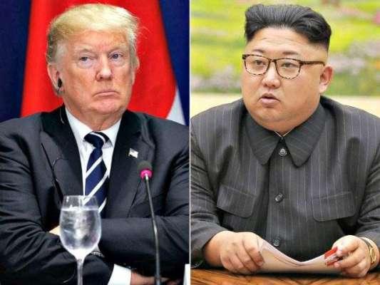 برف نہ پگھل سکی ،ٹرمپ نے شمالی کوریا کے رہنما کودھوکہ دیدیا ،صدر ٹرمپ ..