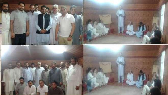 جموں و کشمیر پیپلزپارٹی کے زیر اہتمام سردار محمد ابراہیم خان کی برسی ..