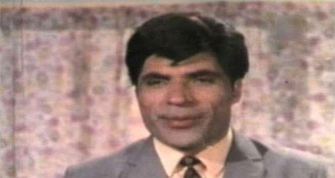 نامور مزاحیہ اداکار ، صدا کار ، فلم ڈائریکٹر سعید خان عرف رنگیلا کی ..