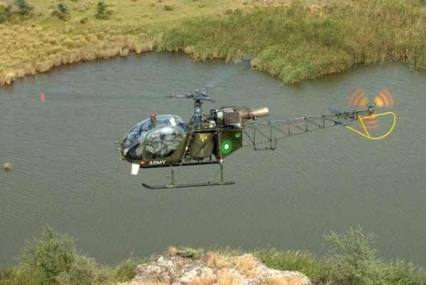 پاک فوج کے ہیلی کاپٹر نے خاتون اوردو لڑکیوں سمیت 5افراد کودریائے سواں ..