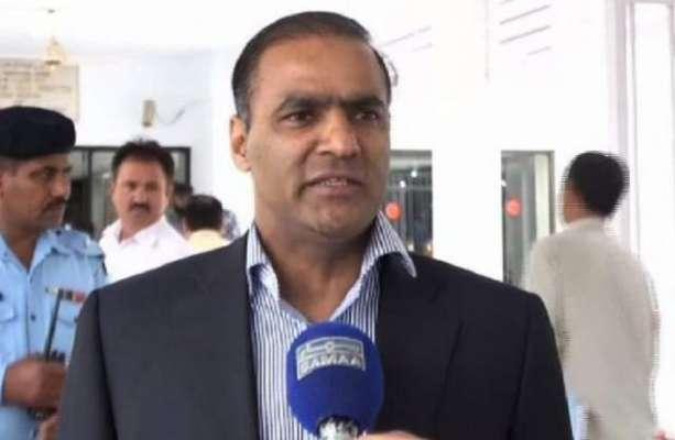 عابد شیر علی نے پی ٹی آئی کے فرخ حبیب کی کامیابی کو چیلنج کر دیا