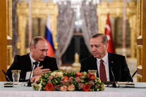 روس کی ترکی کو قدرتی گیس کی فراہمی پر 10.25 فیصد رعایت دینے کی منظوری
