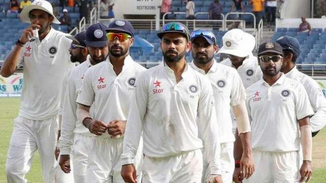 تازہ ترین ٹیسٹ رینکنگ، بھارت بدستور سرفہرست، سری لنکا چھٹے، پاکستان ..