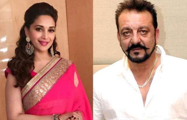 سنجے دت اور مادھوری ڈکشٹ کی فلم ''کلنک'' کا پہلا پوسٹر جاری