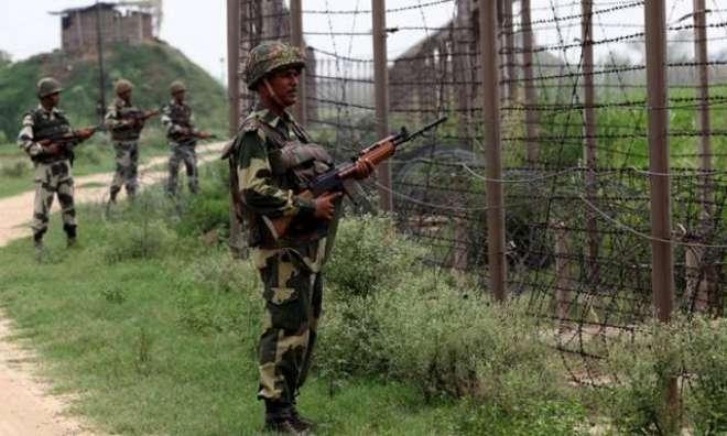 بھارتی فوج کی سیالکوٹ ورکنگ باؤنڈری پر فائرنگ