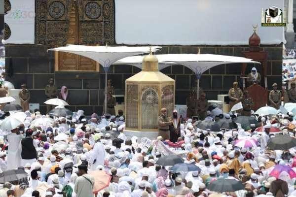 مسجد الحرام میں ہنگامی طور پر اسپیشل ایمرجنسی فورس کی تعیناتی