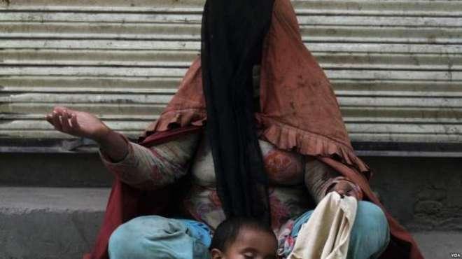 پیشہ ورگداگروں پر پابندی عائد، مختلف علاقوں سے 106 گداگر فلاحی مراکز ..