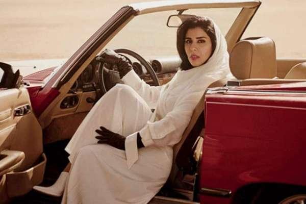 سعودی شہزادی کی تصویر چھاپ کر ٹھیک کیا،فیش میگزین ووگ کا دفاع