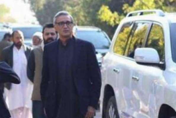 پیرحمید الدین سیالوی نےتحریک انصاف میں شمولیت کا امکان مسترد کردیا،ذرائع