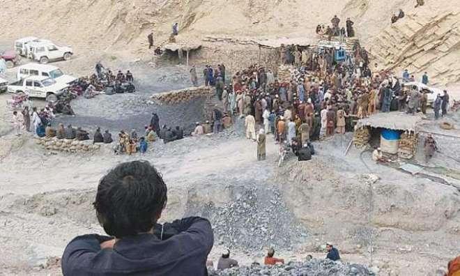 کوئٹہ ،ْ کوئلے کی کان سے مزید 5 مزدوروں کی لاشیں نکال لی گئیں، تعداد ..