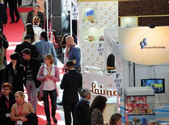 ماسکو میں اشیائے خوراک کی بین الاقوامی نمائش ''ورلڈ فوڈ'' میں متعدد ..