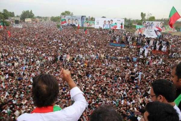 تحریک انصاف کا 11 مئی کو وزیرستان اور 12 کو کراچی میں جلسے کا اعلان