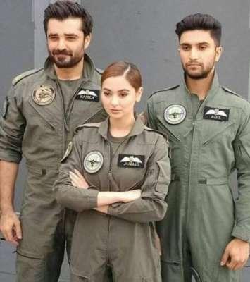 حمزہ علی عباسی کی ''پرواز ہے جنون ''ریلیز سے قبل ہی مشکلات کا شکار ..