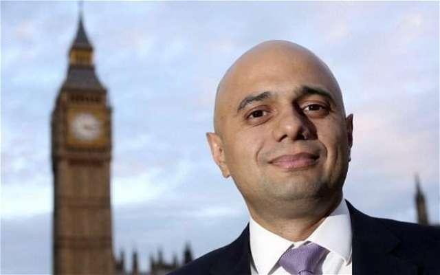 پاکستانی نژاد ساجد جاوید برطانیہ کے وزیرداخلہ تعینات ہونے والے پہلے ..