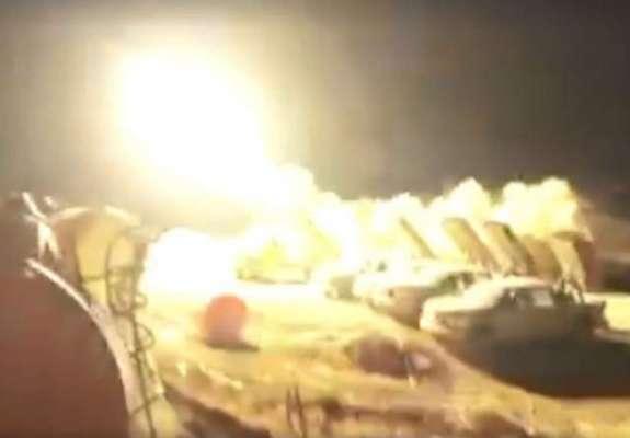 سعودی عرب ہل کر رہ گیا، فوجی مرکز پر بڑا حملہ
