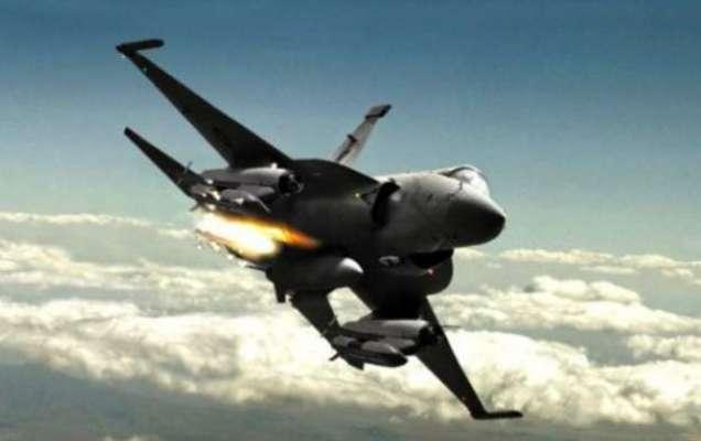 پاک فضائیہ کے JF-17 تھنڈر نے ڑوہائی ائیر شومیں شاندار فضائی مظاہرہ سے ..