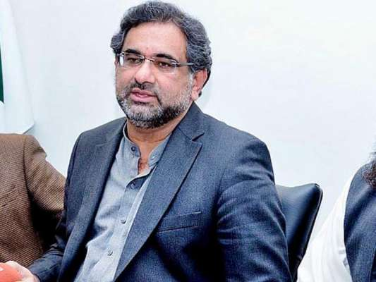سابق وزیراعظم شاہد خاقان عباسی نے بینرز اتارنے پر ڈپٹی کمشنر کو درخواست ..
