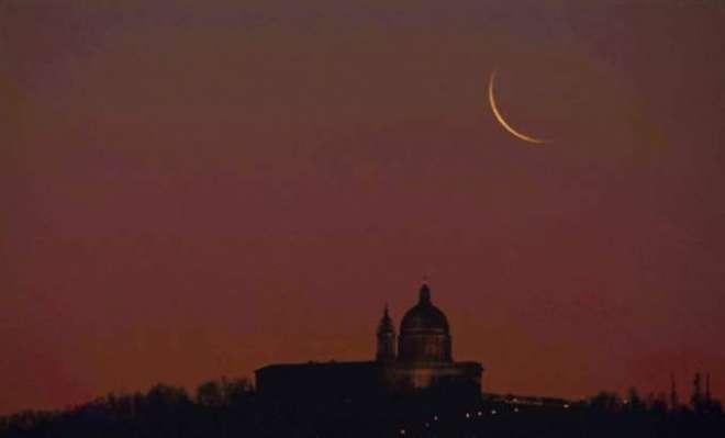 پاکستان کے پڑوسی ملک بھارت میں عید کا چاند نظر نہیں آیا