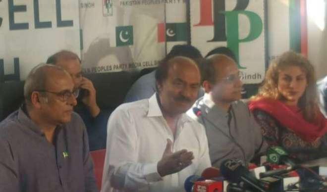 پی ٹی آئی رہنماء اداکارسید ساجد حسن نے پارٹی بدل لی