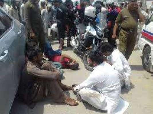 شہریوں کے محافظ ہی ان کی جان لینے کا سبب بن گئے