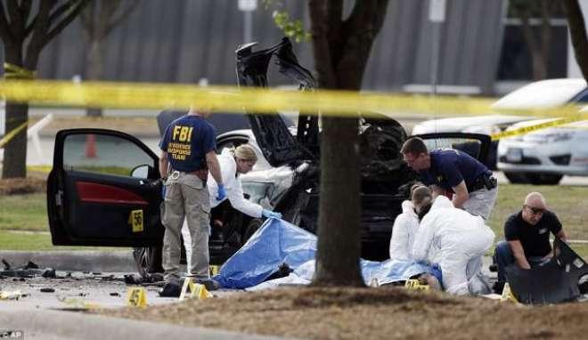 امریکا: ٹیکساس ہیوسٹن کے ہائی سکول میں طالبعلم کی فائرنگ