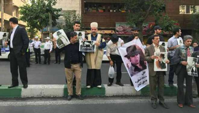 ایران، سیکورٹی فورسز کا مشہور اداکار کے جنازے پر ہلہ، عوام کو منتشر ..
