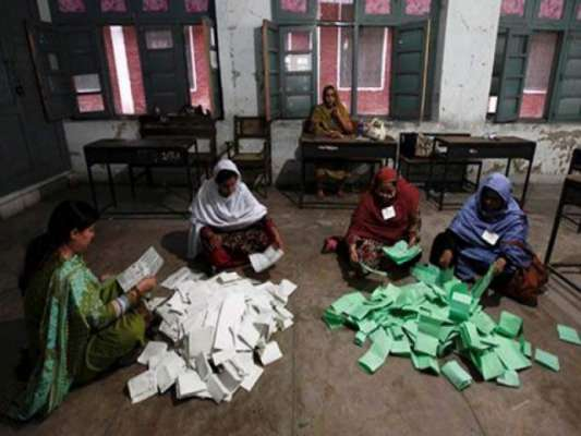 قومی و پنجاب اسمبلی کی 26 نشستوں پردوبارہ ووٹوں کی گنتی ہوگی ،ْ الیکشن ..