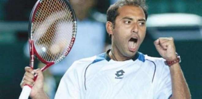 عقیل خان نے 18 مرتبہ 37ویں چیف آف ایئر سٹاف اوپن ٹینس چیمپئن شپ کا ٹائٹل ..