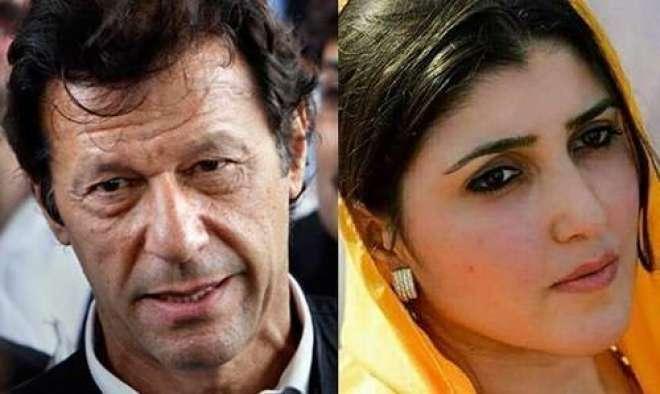 عائشہ گلالئی عمران خان کی خفیہ جائیدادوں کی تفصیلات سامنے لے آئیں