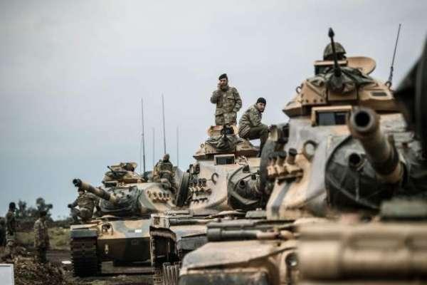 ترک مسلح افواج نے اسلامی ملک میں گھس کر دہشت گرد تنظیم کو تہس نہس کر ..