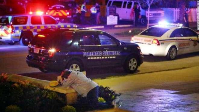 امریکہ میں فائرنگ سے 63 افراد ہلاک و زخمی