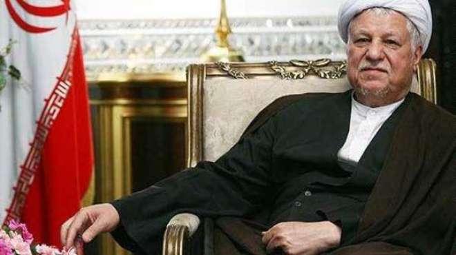 ایران کے سابق صدر علی اکبر ہاشمی رفسنجانی کو قتل کیا گیا  سابق مشیر ..