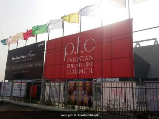 پاکستان فرنیچر کونسل کا 3 رکنی وفد تین روزہ دورے پر سعودی عرب روانہ ..