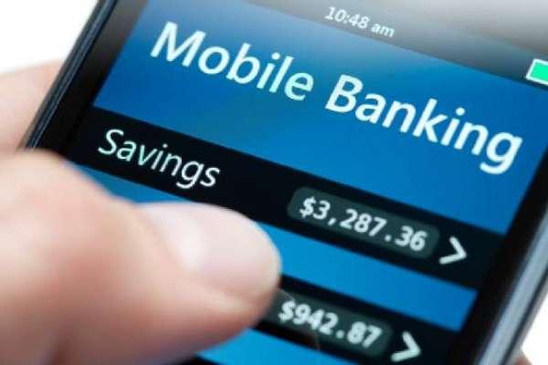 ْموبائل بینکنگ کی ٹرانزیکشنز میں جنوری تا مارچ 4گنا اضافہ، 333 ارب روپے ..