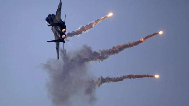 روس کی جانب سے جنگ بندی کی خلاف ورزی اور درعا پر بم باری،25فضائی حملے