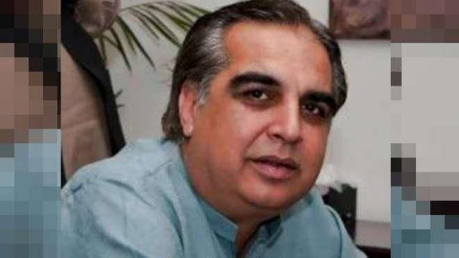 گورنر سندھ عمران اسماعیل سے چیف ایگزیکٹو آفیسر این ڈی آر ایم ایف لیفٹیننٹ ..