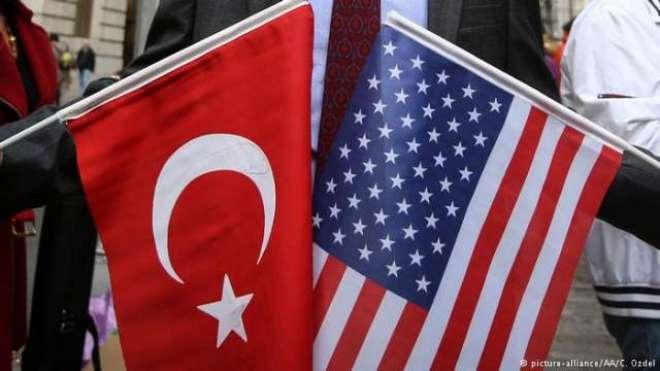 ترک، امریکہ عسکری تعاون کے لئے ہم تیار ہیں، وزیر دفاع جم میٹس