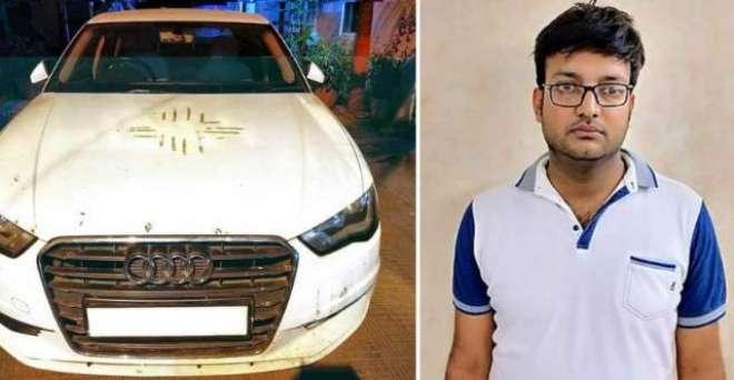 بھارت میں کار چور انجینئر کی کارستانی، اپنی گاڑی فروخت کرتا پھر چرا ..