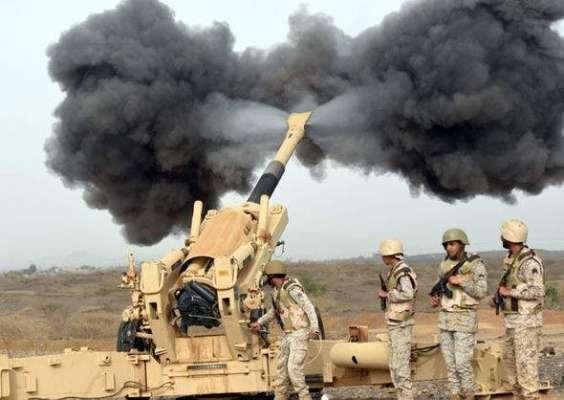 سعودی عرب کا پہلی مرتبہ کسی اسلامی ملک میں جنگ کیلئے فوج بھیجنے کا اعلان