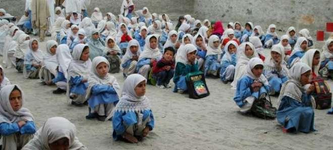 پاکستان میں 2 کروڑ 25 لاکھ بچے سکولوں سے محروم ہیں. ایچ آر ڈبلیو