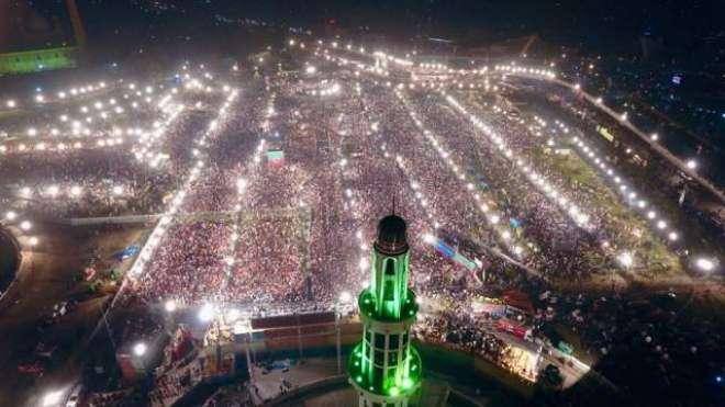 لاہور کا کامیاب جلسہ، عمران خان کے بدترین سیاسی مخالف بھی تعریف کرنے ..
