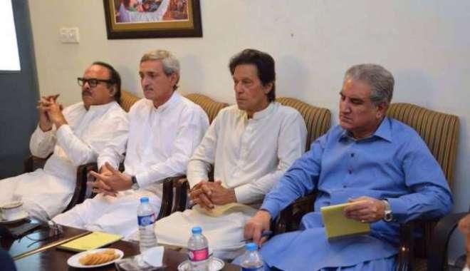 تحریک انصاف کا عمران خان کو جارحانہ پالیسی اختیار کرنے کا مشورہ