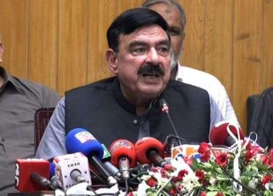 وزیر ریلوے نے مزاح میں ایک اور بیان داغ دیا