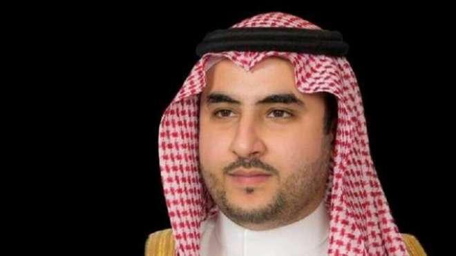 ایران تخریب کاری کے ذریعے خطے میں افراتفری پھیلا رہا ہے، شہزادہ سلمان