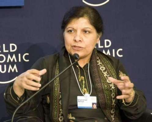 نگران وزیر خزانہ شمشاد اختر کی پہلی کاروائی