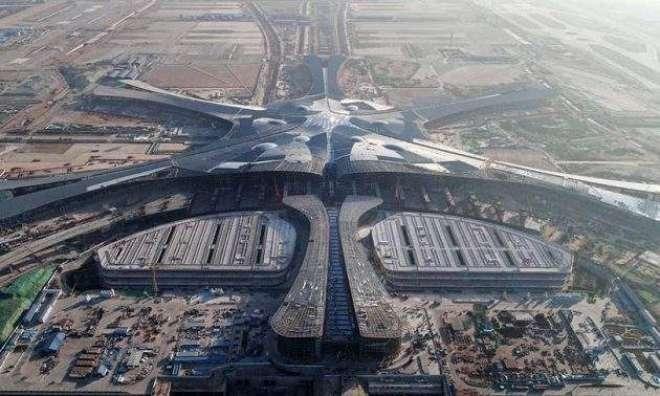چین کے دارالحکومت بیجنگ میں 7 لاکھ مربع میٹر رقبے پر دنیا کے سب سے بڑے ..