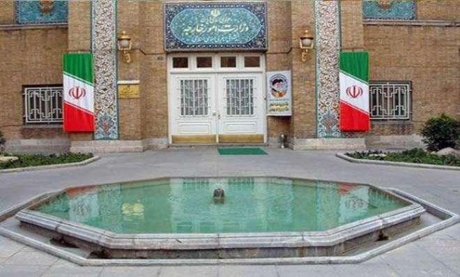 ایران نے مراکش کی جانب سے لگائے گئے تمام الزامات مسترد کر دیئے