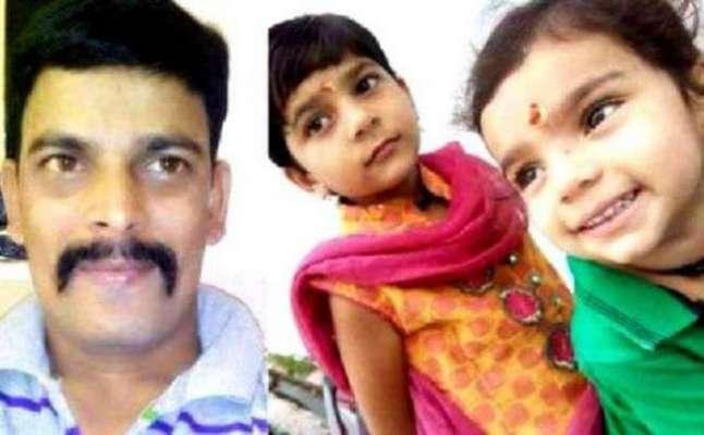 بھارت، قرض میں ڈوبے صحافی نے 2معصوم بچوں کو مار کر خودکشی کر لی،